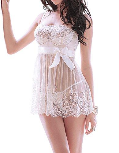 853d8cf07c0 Seccilovy Nightwear Underwear Sleepwear See through product image