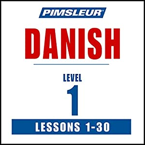 Pimsleur Danish Level 1 Speech