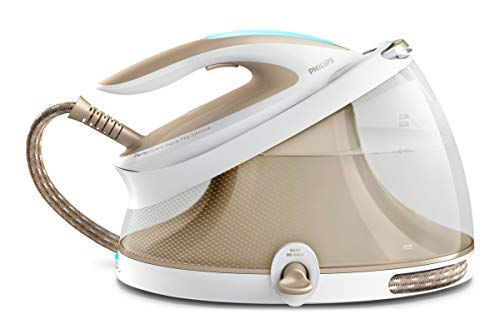 Philips Perfectcare Azur ProSteam Generator, GC9410/66, White/Gold, 2 Year Manufacturer Warranty, UAE Version