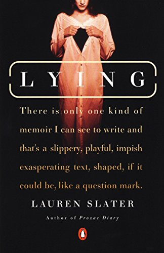 Pdf Memoirs Lying: A Metaphorical Memoir