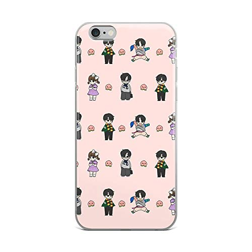 iPhone 6 Plus/6s Plus Pure Clear Case Cases Cover GOT7 - Jinyoungie