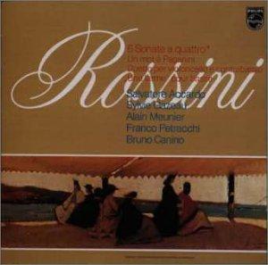 ロッシーニ:弦楽ソナタ集 B00005FG9I