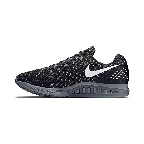 NIKE Mens Air Zoom Structure 19 Running Shoes