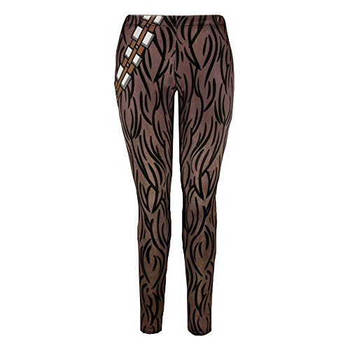 Star Wars Velvet Chewbacca Leggings