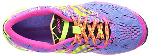 Asics Gel-Noosa Tri 10 - Zapatillas Para Hombre Azul (Powder Blue/Black/Hot Pink 4790)