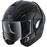 Shark Helmets EVOLINE SERIES 3 Hataum Matte - BLACK / GREY - L