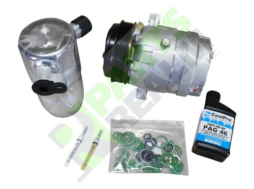 Parts Realm CO-20453RK7 Complete Compressor Replacement Kit - Remanufactured ()