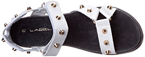 Sandal Gladiator C Deysi Women's 3 White Label wXxqT4p