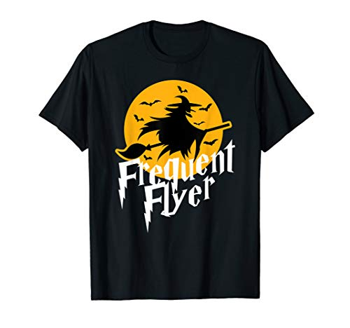 Boo Flyers Halloween (Frequent Flyer Cute Witch Halloween)