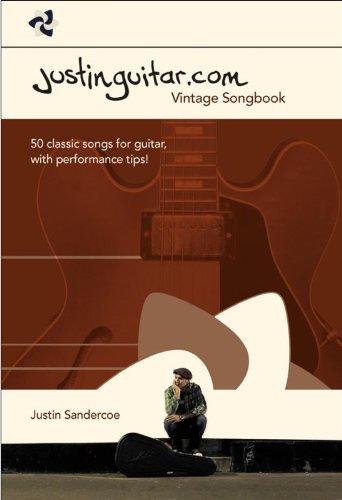 The Justinguitar.Com Vintage Songbook
