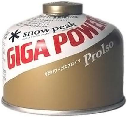 Amazon.com: Snow Peak Giga Potencia Pro ISO Oro de ...