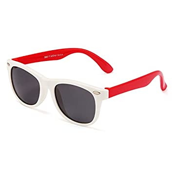 TL-Sunglasses HD Gafas de Sol niño Gafas de Sol polarizadas Polaroid Gafas de Sol para niños niñas Niño Gafas Anteojos Otra,JY82 él Alquiler Casas C8: ...