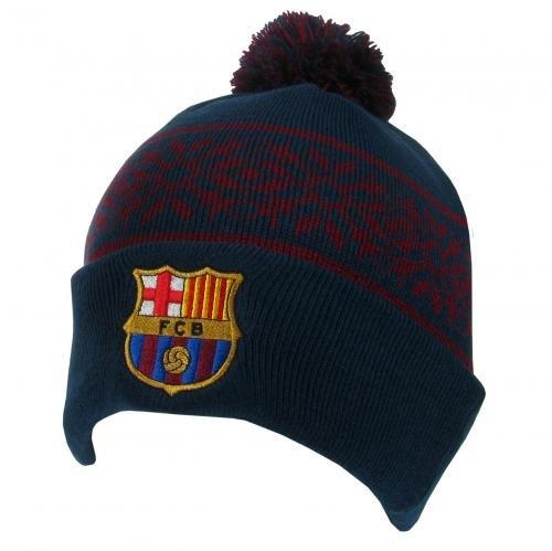 FC Barcelona Authentic Knitted Ski Hat – DiZiSports Store