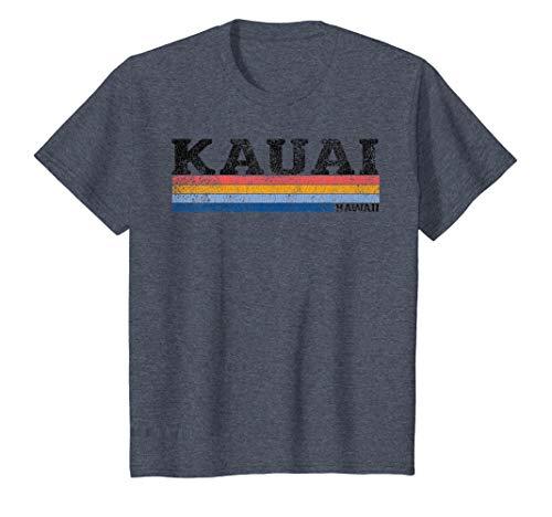Vintage 1980s Style Kauai Hawaii T-Shirt