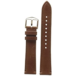 Fossil Women's 18mm Leather Watch Band