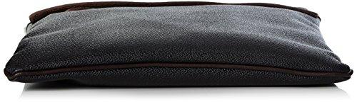Timberland Tb0m3460, Bolso con Bandolera Hombre, 1 x 30 x 27 cm Negro (Black)