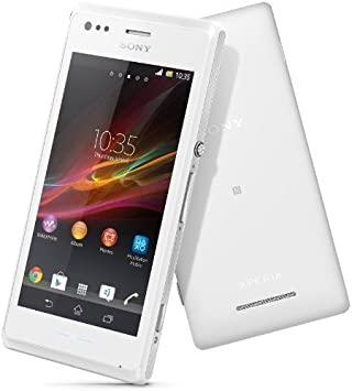 Sony Xperia M - Smartphone Android Orange Libre (Pantalla 4 ...