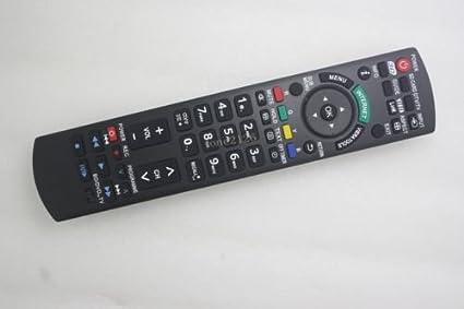 Amazon com: FidgetFidget Remote Control for Panasonic TC