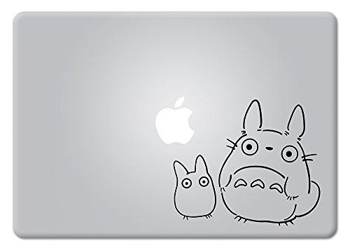 Totoro Neighbor Studio MacBook Sticker