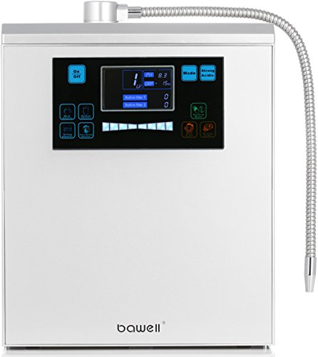 Platinum Alkaline Water Ionizer Machine by Bawell