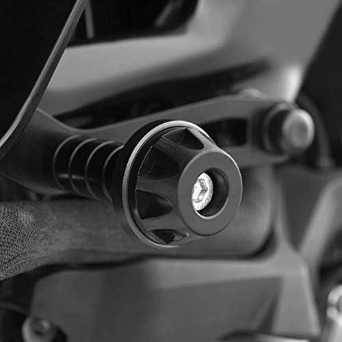 F750GS F850GS 2018-2020 Links und rechts kein geschnittenes Motorrad Rahmenschieberegler Sturzschutz KYN for BMW F900R F900XR 2020