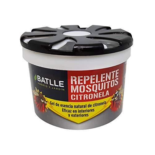 🥇 Repelente Mosquitos CITRONELLA – Batlle