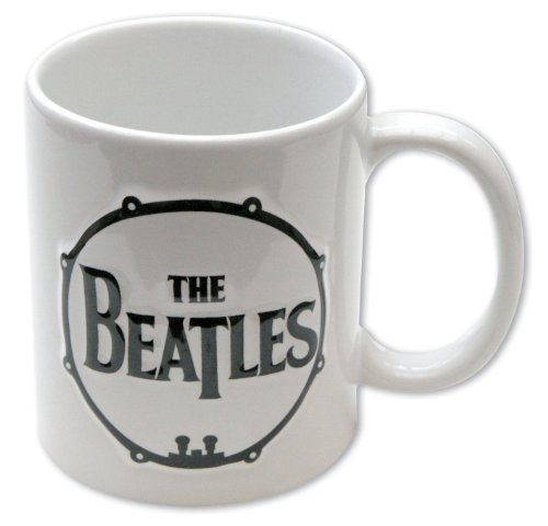 Price comparison product image Beatles Boxed Mug - Drum And Logo