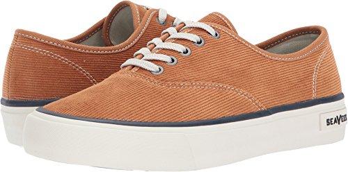SeaVees Women's Legend Sneaker Cordies Varsity Pecan 7 B (Pecan Footwear)