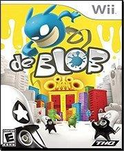 De Blob - Nintendo Wii (Wii Lego Remote)