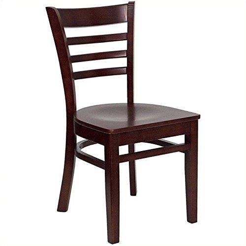 Ladder Back Chair - 8