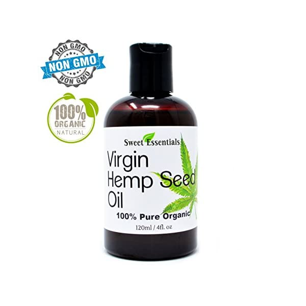 Organic-Extra-Virgin-Unrefined-Hemp-Seed-Oil-Food-Grade-4oz-Imported-From-Canada-100-Pure-Cold-Pressed-Offers-Relief-From-Dry-Cracked-Skin-Eczema-Psoriasis-All-Common-Skin-Conditions