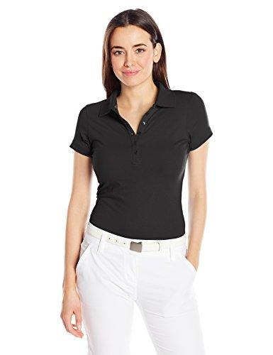 - Antigua Women's Spark Shirt, Black, Large