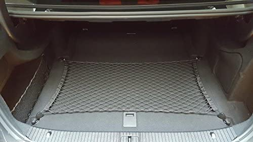 Floor Trunk Cargo Net For MERCEDES-BENZ E-Class W212 E200 E250 E300 E350 E400 E500 E550 E63 AMG E63 AMG S 2012 13 14 15 2016 NEW Trunknets Inc