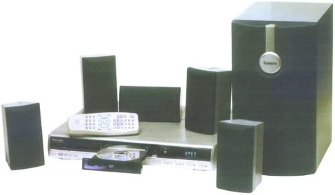 Reproductor DVD Home Cinema Venturer 5.1 DVD: Amazon.es: Electrónica