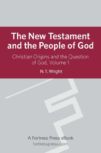 New Testament People God V1: Christian Origins And The Question Of God Pdf
