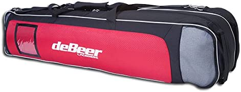 Debeer Lacrosse FIETB Bag (43-Length x 8-Width x 10-Height-Inch)