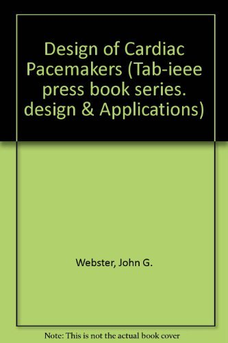 Design of Cardiac Pacemakers