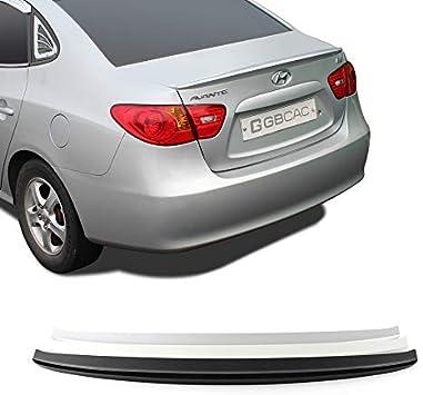 Gubin Rear Wing ABS Spoiler 3 Color Painted For Hyundai Elantra 2006 2010