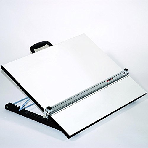 Martin Universal Design Adjustable Angle Parallel Edge Drafting Table Top Board (18 x 24) by Martin Universal Design