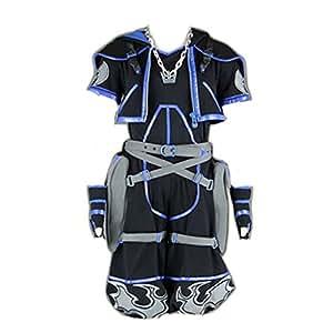 Kingdom Hearts Cosplay Costume - Sora 4th Ver black XXX-Large