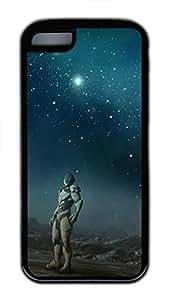 iPhone 5c case, Cute Future World iPhone 5c Cover, iPhone 5c Cases, Soft Black iPhone 5c Covers