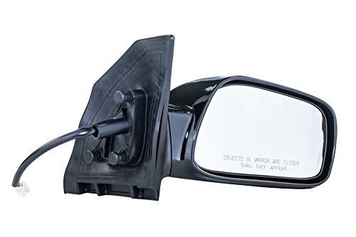 Passenger Side Mirror for Toyota Corolla LE, S (2003 2004 2005 2006 2007 2008) Non-Heated Non-Folding Power Adjusting Right Rear View Replacement Door Mirror - TO1321179