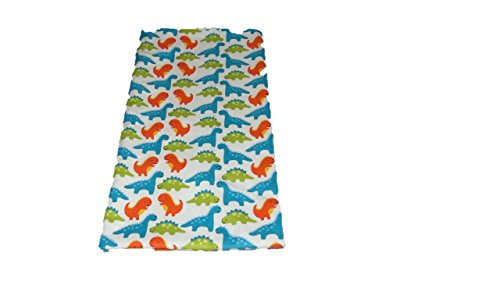 Jojo's Boutique Dinosaur Flannel Receiving Blanket 30x30