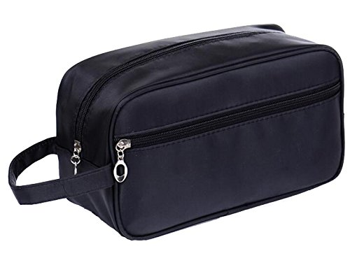 HOYOFO Travel Toiletry Bag Small Makeup Storage Bags for Men