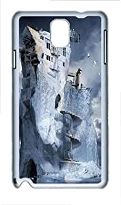 Samsung Galaxy Note 3 N9000 Cases & Covers -Ice House art Custom PC Hard Case Cover for Samsung Galaxy Note 3 N9000¨C White