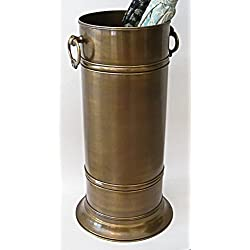 Solid Brass Umbrella Stand Monticello