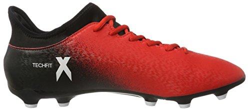3 para FG Hombre Adidas Fútbol Rojo 16 X Rojo Negbas de 000 Rojo Botas Ftwbla 4EEZ0qw