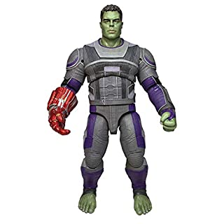 Marvel Select: Avengers Endgame Nano-Gauntlet Hulk Action Figure