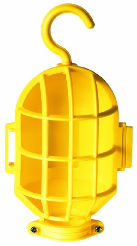 Voltec 08-00288 Yellow Plastic Replacement Bulb Guard