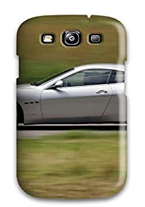 New Style Case Cover For Galaxy S3 - Retailer Packaging Maserati Granturismo Protective Case 6731560K45993267